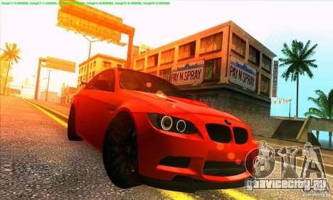 SA_gline 4.0 для GTA San Andreas седьмой скриншот