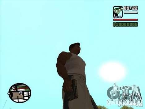 USP 45 для GTA San Andreas второй скриншот