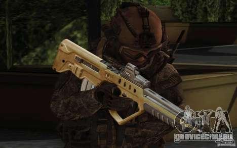 Tavor Tar-21 Desert для GTA San Andreas