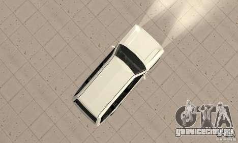 Range Rover Vogue 2003 для GTA San Andreas вид справа