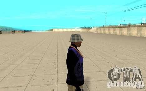 Броник скин 2 для GTA San Andreas второй скриншот