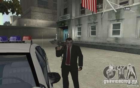 Анимации из GTA IV v2.0 для GTA San Andreas седьмой скриншот