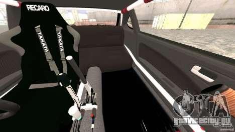 Nissan Silvia S15 Drift для GTA 4 вид снизу