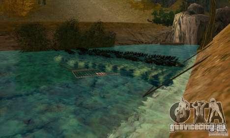 Переправа v1.0 для GTA San Andreas