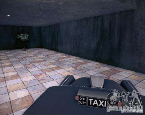 Diablo Cabbie HD для GTA San Andreas
