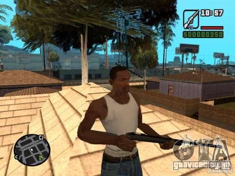 Remington 700 для GTA San Andreas