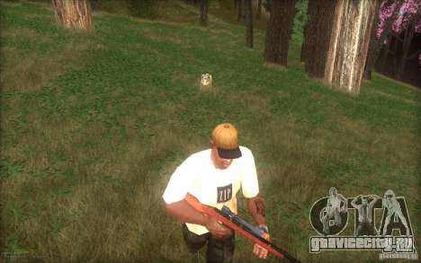 Spring Season для GTA San Andreas пятый скриншот