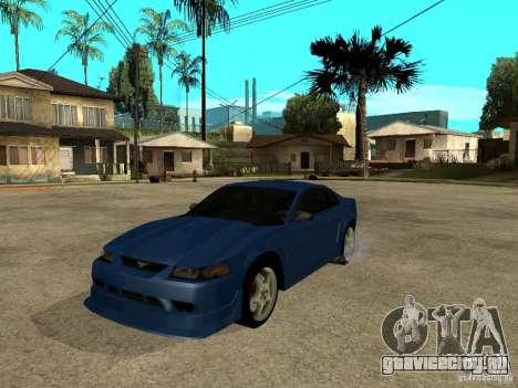 Ford Mustang Cobra R Tuneable для GTA San Andreas