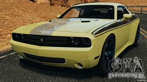 Dodge Rampage Challenger 2011 v1.0 для GTA 4