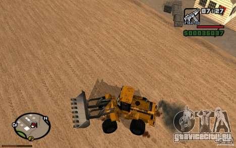 Активная приборная панель 3.1 для GTA San Andreas третий скриншот