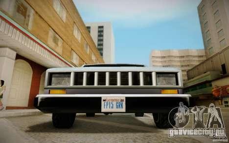 HQLSA v1.1 для GTA San Andreas третий скриншот