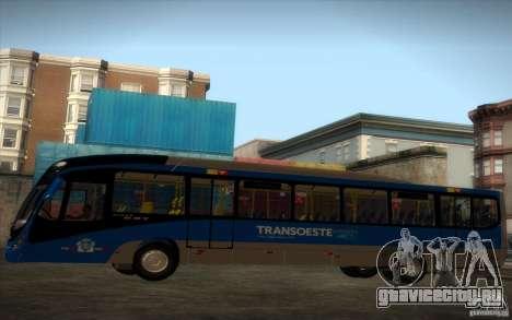 Marcopolo Viale BRT 0500M для GTA San Andreas вид справа