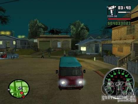 ЕРАЗ 762 В для GTA San Andreas вид сбоку