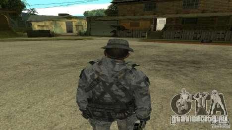 Captain Price для GTA San Andreas четвёртый скриншот