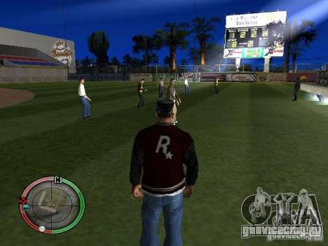Концерт АК-47 v2 для GTA San Andreas третий скриншот