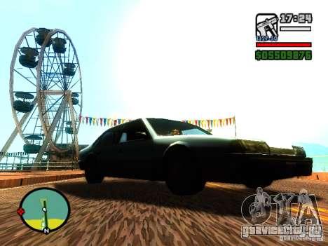 ENBSeries v2 для GTA San Andreas шестой скриншот