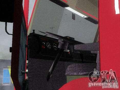 КамАЗ 65117 для GTA San Andreas вид сбоку