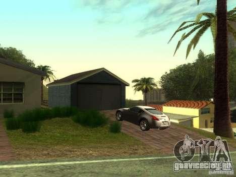 Дорогие тачки в элитном районе Лос-Сантоса для GTA San Andreas третий скриншот