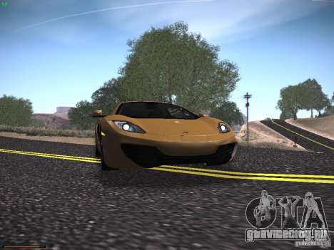 LiberrtySun Graphics ENB v2.0 для GTA San Andreas второй скриншот
