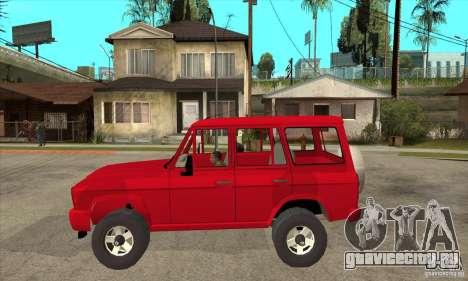 ARO 244 для GTA San Andreas вид слева