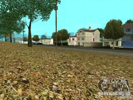 HQ Пляжи v2.0 для GTA San Andreas четвёртый скриншот