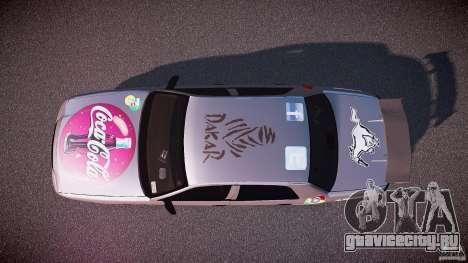 Ford Crown Victoria Tuning (Beta) для GTA 4 вид справа