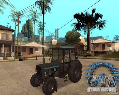 Трактор МТЗ-80 для GTA San Andreas
