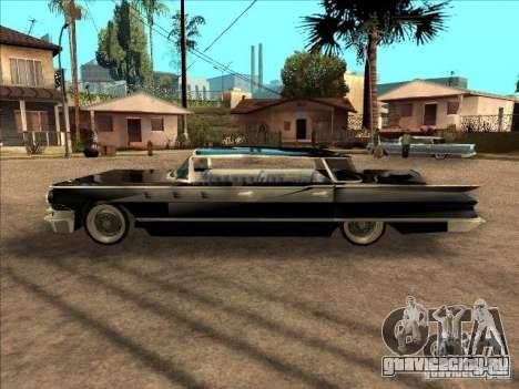Buick Santiago для GTA San Andreas вид слева