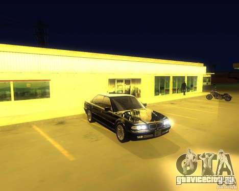 BMW 750i e38 2001 M-Packet для GTA San Andreas