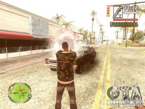 Wild Wild West для GTA San Andreas седьмой скриншот