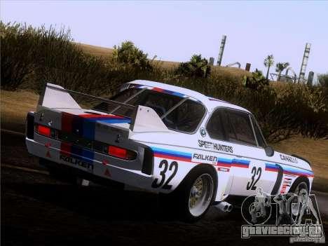 BMW CSL GR4 для GTA San Andreas вид слева