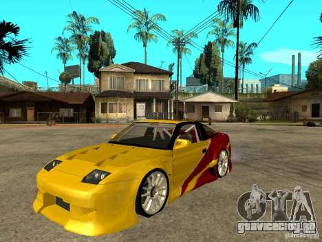 Nissan 240SX DRIFT SPEC для GTA San Andreas