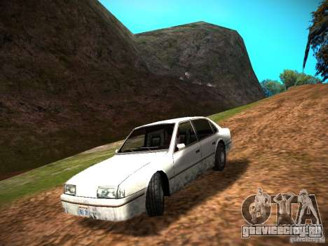 ENBSeries by GaTa для GTA San Andreas седьмой скриншот