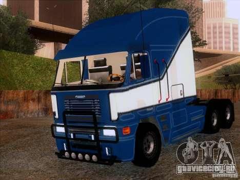 Freightliner Argosy Skin 1 для GTA San Andreas вид слева