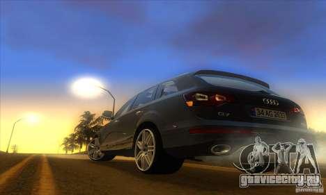ENB Graphics by KINOman для GTA San Andreas четвёртый скриншот