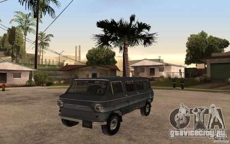 ЗАЗ 970 для GTA San Andreas вид слева
