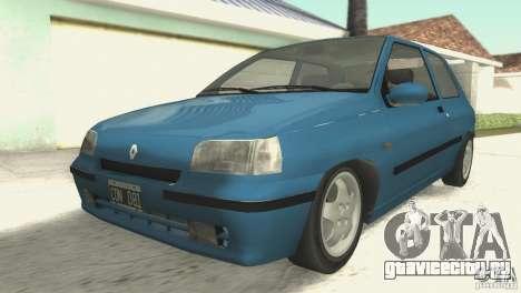 Renault Clio RL 1996 для GTA San Andreas