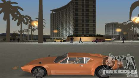 De Tomaso Pantera для GTA Vice City