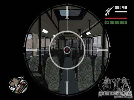 Ikarus 415.02 для GTA San Andreas