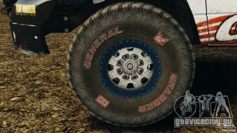 Dodge Power Wagon для GTA 4 вид изнутри