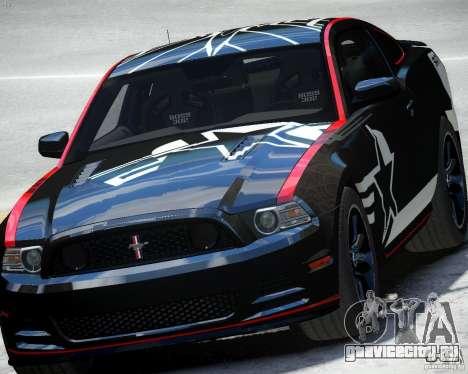 Ford Mustang Boss 302 для GTA 4