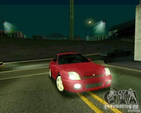 Honda Prelude с тюнингом для GTA San Andreas вид слева