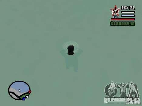 ENBSeries для GForce 5200 FX для GTA San Andreas второй скриншот
