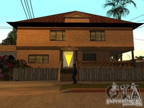 Новый дом СиДжея для GTA San Andreas