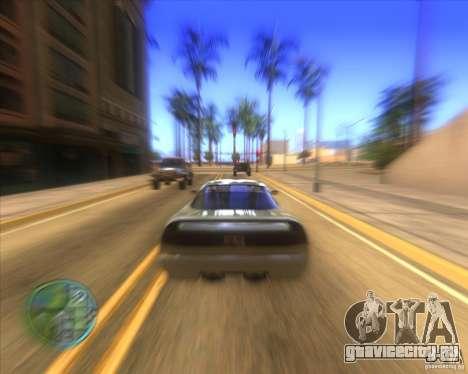 ENB Summer Version для GTA San Andreas третий скриншот