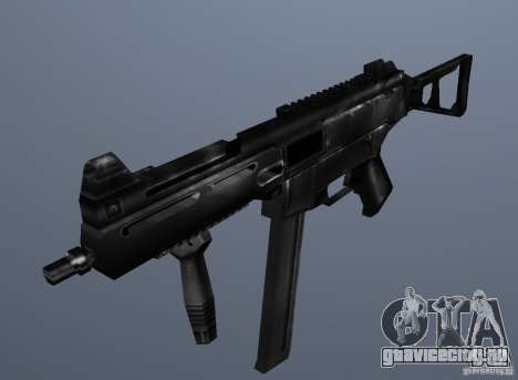 KM UMP45 Counter-Strike 1.5 для GTA San Andreas