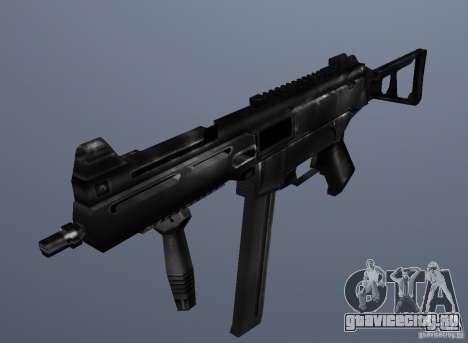 KM UMP45 Counter-Strike 1.5 для GTA San Andreas второй скриншот