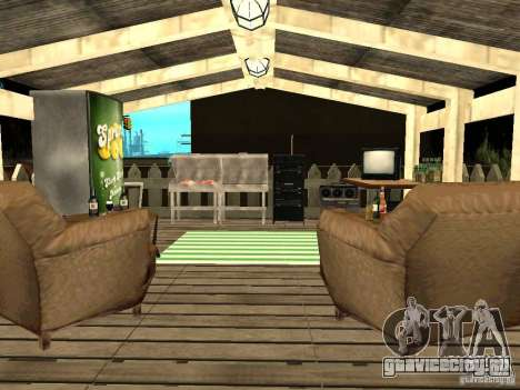 New Grove Street TADO edition для GTA San Andreas двенадцатый скриншот