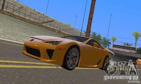 ENBSeries by dyu6 Low Edition для GTA San Andreas восьмой скриншот