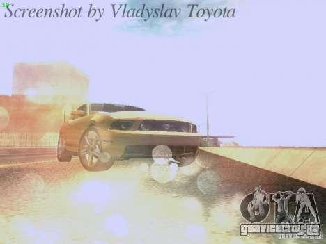 Ford Mustang GT 2011 для GTA San Andreas